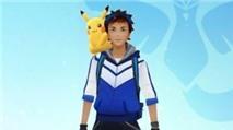 Pikachu sẽ ở trên vai nếu người chơi Pokemon GO đi bộ đủ 10 km