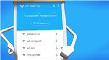 Quản lý 3G, Wi-Fi hiệu quả với ứng dụng Wi-Fi Master