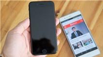 iPhone 7 Jet Black hàng hiếm bất ngờ về Việt Nam, giá 32 triệu đồng
