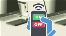 Thủ thuật tắt máy tính từ xa bằng smartphone