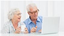 Càng lớn tuổi càng không an toàn khi online