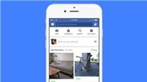 Facebook mở chợ đồ cũ cho người dùng trên di động
