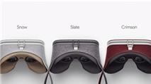 Google ra mắt Daydream View: Bộ thiết bị thực tế ảo giá 79 USD, có điều khiển, 3 màu sắc rất đẹp