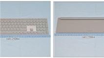 Lộ hình Surface Keyboard và Surface Mouse - bộ phím chuột dùng cho Surface AiO?