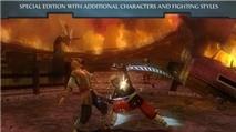 Jade Empire - Siêu phẩm RPG 11 năm tuổi âm thầm cập bến iOS
