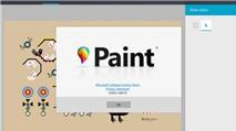 Cận cảnh Windows Paint mới, hỗ trợ vẽ và xuất ảnh 3D