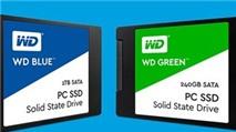Western Digital lần đầu tiên ra mắt ổ cứng SSD