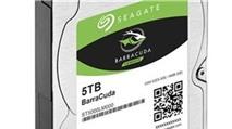 """Seagate ra mắt HDD 2,5"""" dung lượng lên đến 5TB giá 85$"""