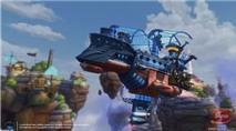 Cloud Pirates - MOBA 'bầu trời' chuẩn bị thử nghiệm ngày 18/10