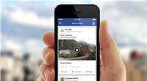 Tab video trên Facebook chính thức xuất hiện tại Việt Nam