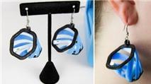 Bông tai in 3D giúp bạn không bị mất tai nghe không dây Apple AirPods