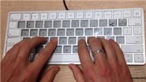 Apple muốn dùng bàn phím có thể đổi kí tự của startup Foxconn cho MacBook?