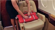 Đây là cách các hãng hàng không bảo vệ hành khách nếu Note 7 phát nổ
