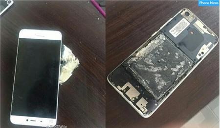 3 ngày sau khi Mi4i phát nổ, đến lượt Xiaomi Mi 5 gặp tình huống tương tự ở Trung Quốc