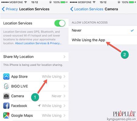 location services
